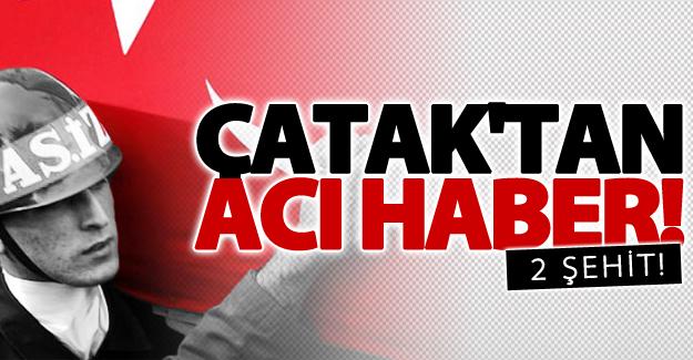 SON DAKİKA! Van'da PKK'dan bombalı tuzak; 2 şehit
