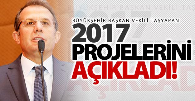 2017-Van Büyükşehir Belediyesi Projelerini Açıkladı