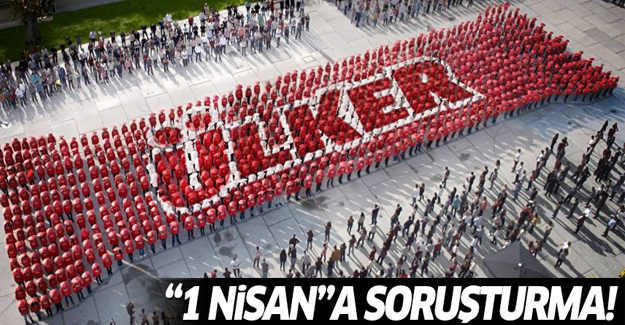 Ülker'den '1 Nisan' açıklaması