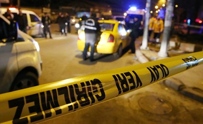 Akşam saatleri'nde silahlı saldırı: 1 yaralı