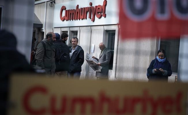 Cumhuriyet'in web genel yayın yönetmeni tutuklandı