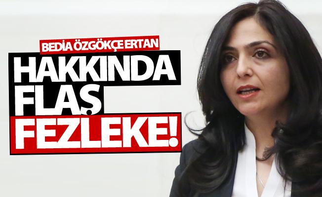 HDP Van Vekili hakkında flaş fezleke!