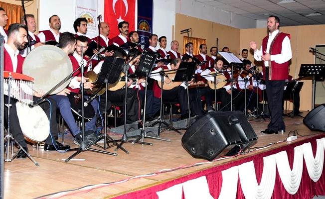 İpekyolu Belediyesinden Musiki Dinletisi