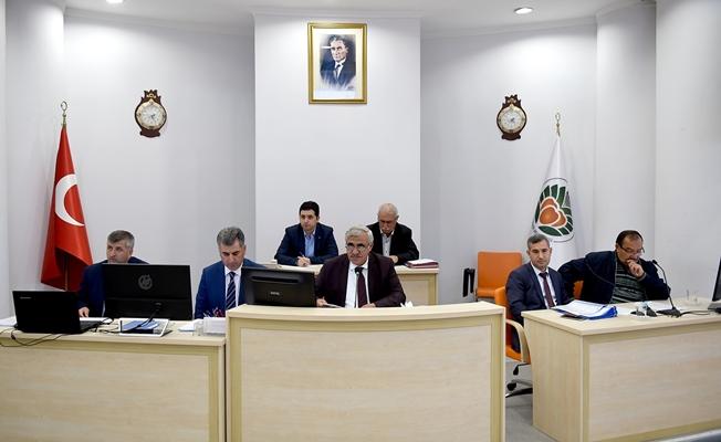 Malatya Büyükşehir Belediyesi Bahçesaray'la kardeş kent oldu