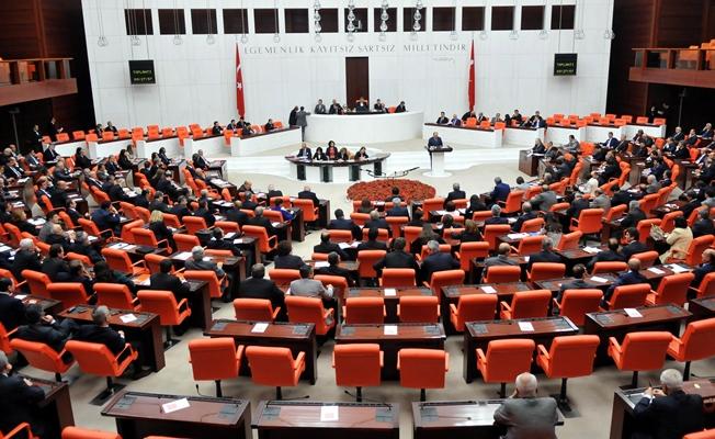 Meclis'te HSK üyeleri seçildi