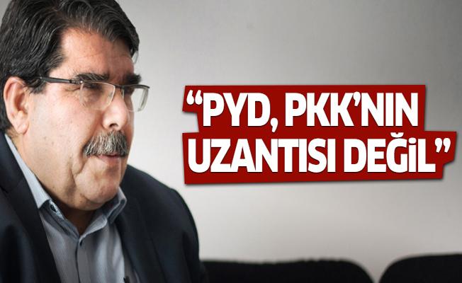 Salih Müslim: PYD, PKK'nın uzantısı değil