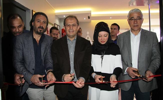 Vali Taşyapan güzellik merkezi açılışına katıldı