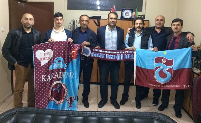 Vanlılar, Trabzonspor Taraftarlar Derneği kuruldu