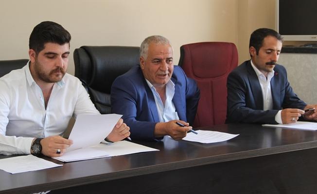 Başkale Belediyesi'nde İŞKUR Toplantısı