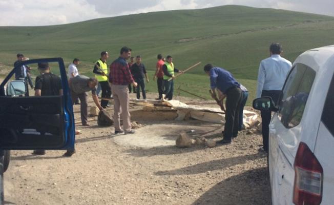 Edremit Belediyesinden kaçak kasaplara operasyon