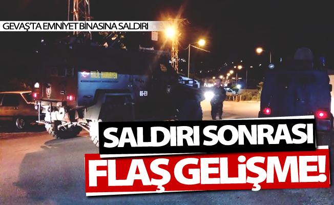 Gevaş'ta emniyet binasına saldıran PKK mensupları yakalandı