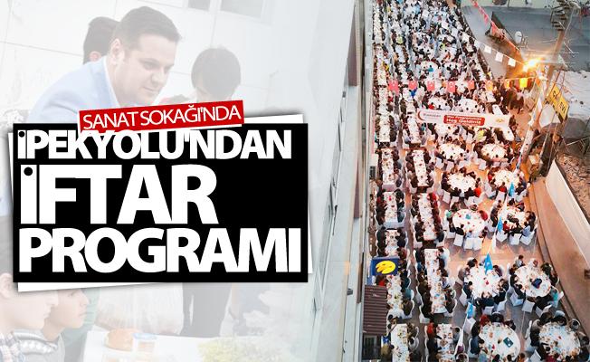 İpekyolu Belediyesinden iftar programı