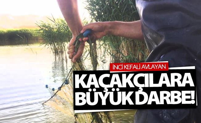 Jandarmadan kaçak balık avlayanlara büyük darbe