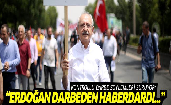 Kılıçdaroğlu: Erdoğan darbeden haberdardı ve sulandırdı