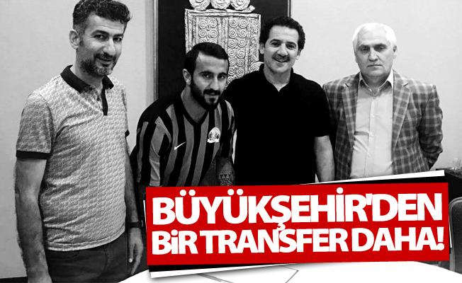 Van Büyükşehir Belediyespor'dan bir transfer daha!