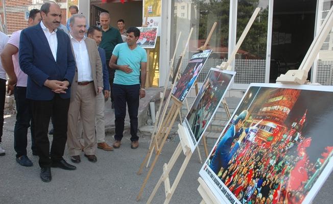 AK Parti '15 Temmuz Destanı Fotoğraf Köşesi' hazırlayacak