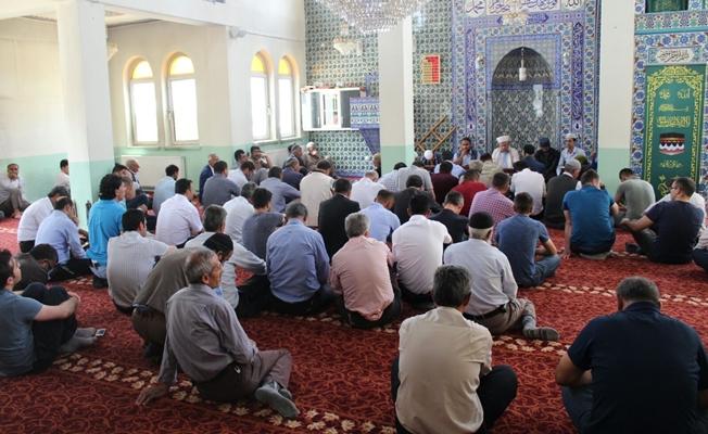 Çaldıran'da 15 Temmuz Şehitlerini Anma, Demokrasi Anma programı düzenlendi