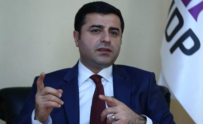 Demirtaş'tan Necmettin öğretmen açıklaması