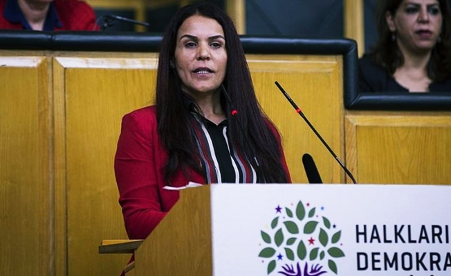 HDP'li vekil Besime Konca tahliye edildi