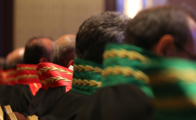 HSK 154 idari yargı mensubunun yerini değiştirdi