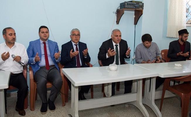 İpekyolu Belediyesi Başkan vekilinden taziye ziyareti