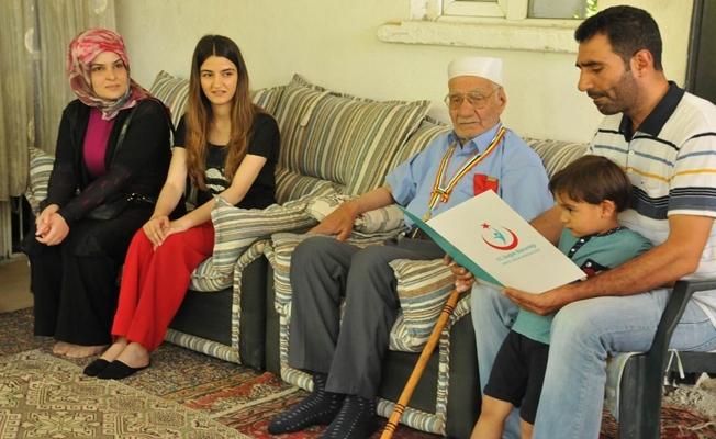 Sağlık Bakanı Akdağ'dan şehit ailelerine ve gazilere mektup