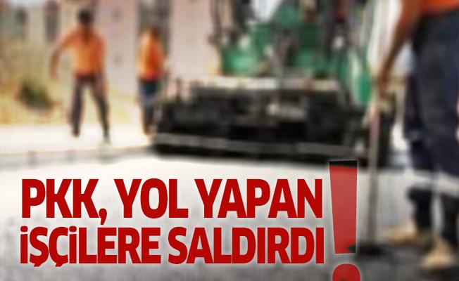 Şırnak'ta 'yol yapan' işçilere saldırı: 2 ölü, 4 yaralı