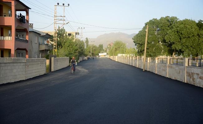 Tuşba Belediyesi'nden asfalt çalışması