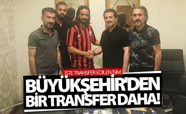 Van Büyükşehir Belediyespor'dan bir transfer daha