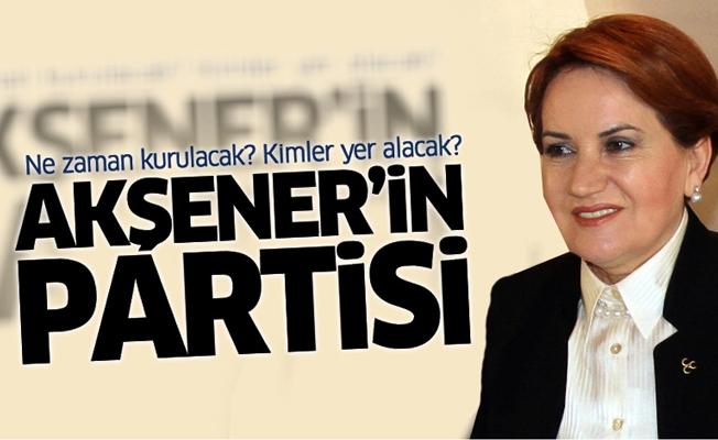 Ahmet Hakan, Akşener'in partisini yazdı: Ne zaman kurulacak?