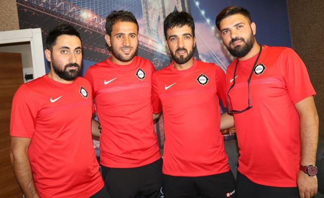 O spor kulübü Van'da futbolcu yetiştirecek!