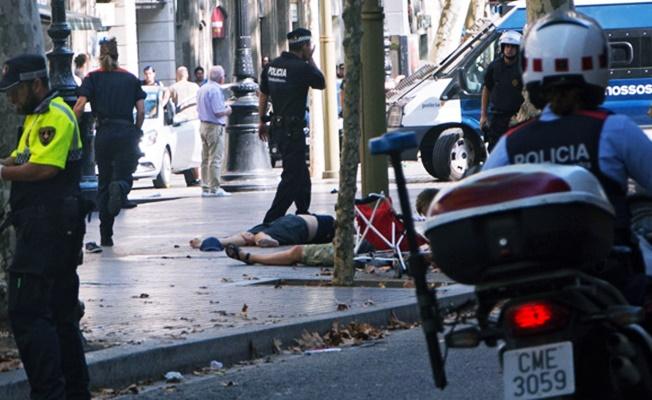Barcelona'daki saldırıyı bakın kim üstlendi?