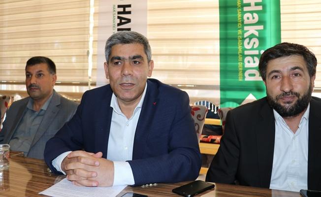 HAKSİAD Van Şubesi açıldı