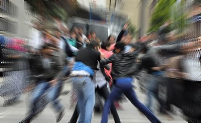 Köyde başlayan kavga acil serviste devam etti: 8 yaralı, 10 gözaltı