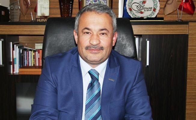 MÜSİAD Şube Başkanı Aras'tan Müslümanlara çağrı