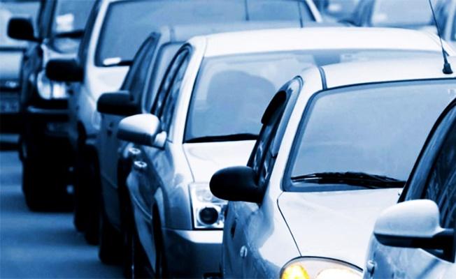 Trafiğe kayıtlı araç sayısı açıklandı!