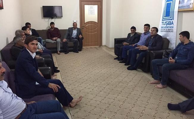 Tuşba Belediyesi, refakatçi misafirhanesi 52 bin kişiyi misafir etti