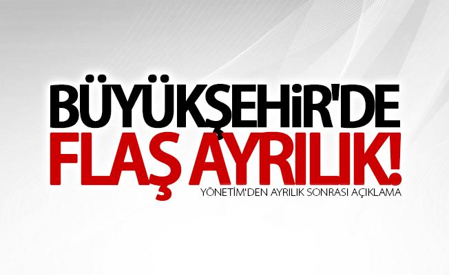 Van Büyükşehir Belediyespor'da flaş ayrılık!
