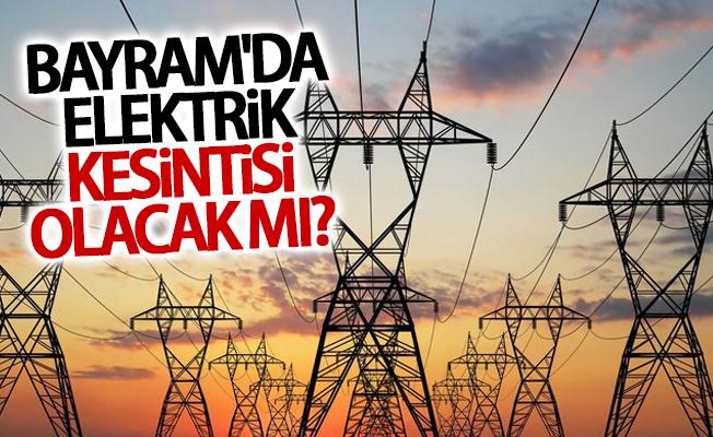VEDAŞ açıkladı! Van'da Bayram'da elektrik kesintisi olacak mı?