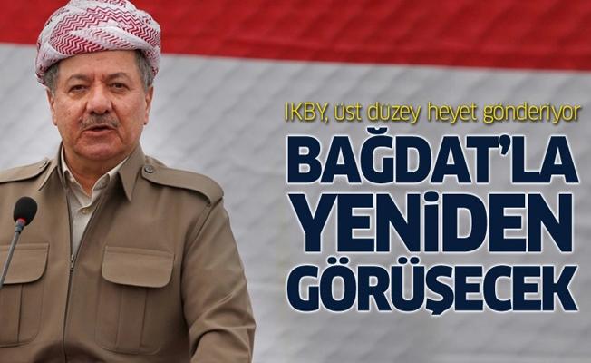 IKBY, Bağdat ile yeniden görüşecek