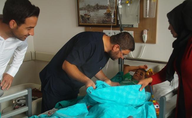 Özalp'ta 500 çocuk sünnet edildi