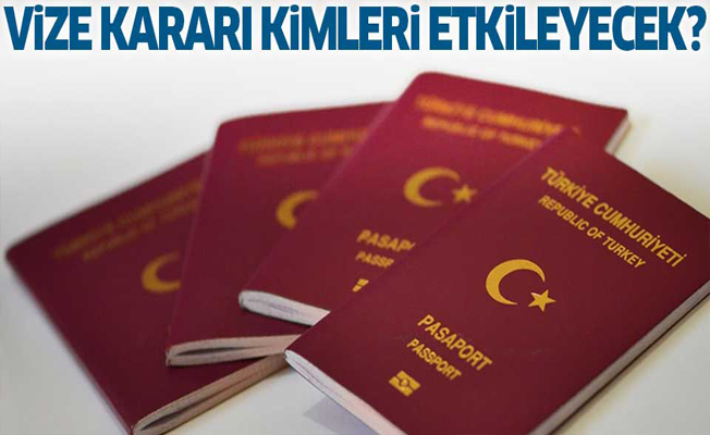 ABD-Türkiye arasında vize başvurularının durdurulması kimleri etkileyecek?