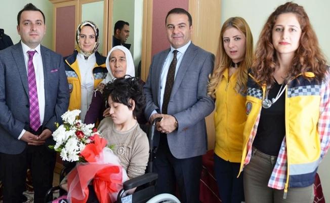 Erciş Belediye Başkan Vekili Yaşar'dan Sürpriz Ziyaret