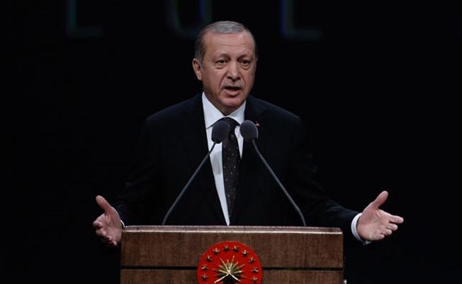 Erdoğan 'Kanal İstanbul' projesi için tarih verdi