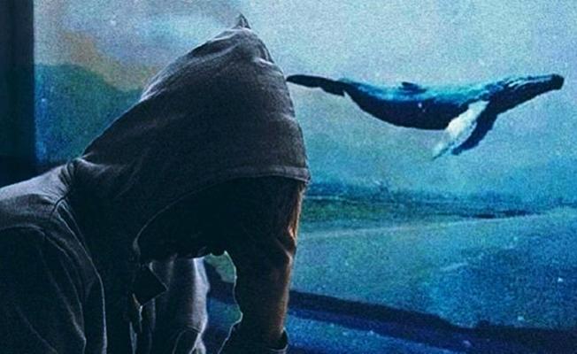 Mavi balina oyununa dikkat!