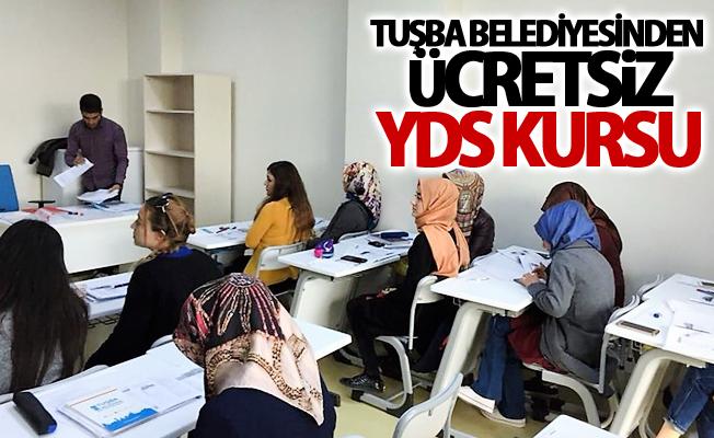 Tuşba Belediyesinden ücretsiz YDS kursu