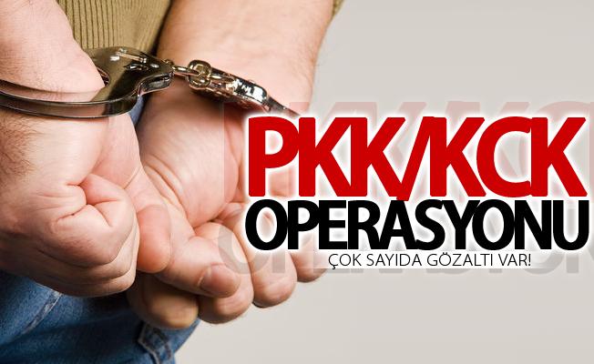 Van'da PKK/KCK operasyonu: Çok sayıda gözaltı var!