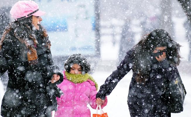 Doğu Anadolu'ya kar uyarısı