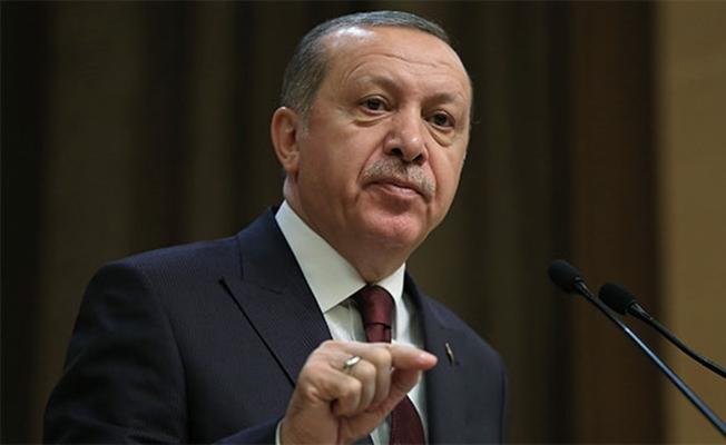 Erdoğan, 2019 seçimleri için mesaj verdi