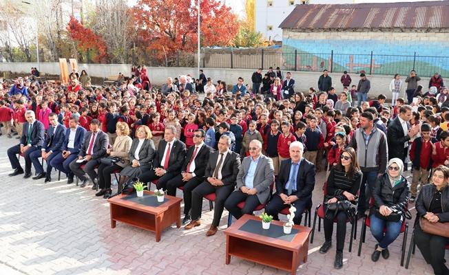 Kızılay Van'da özel eğitim sınıfı oluşturdu
